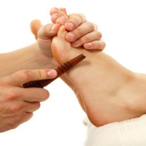 Тайский массаж стоп. Рефлексотерапия и оздоровление через стопы.