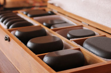 Камни для стоун массажа