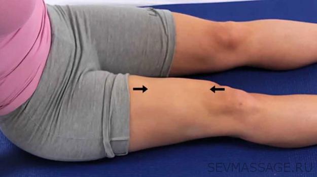 8. Квадратные мышцы