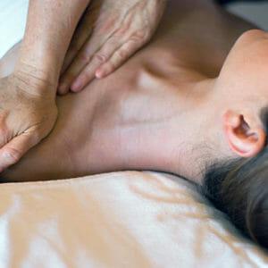 Глубокий тканевой массаж. Миофасциальный релиз. Рольфинг