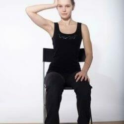 Упражнения для разгрузки и укрепления шеи