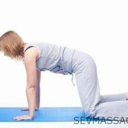 Первая помощь при болях в грудном отделе спины