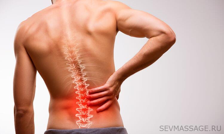 Стабилизация межпозвоночного диска: включение в работу спящих мышц у клиентов